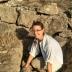 Petra Cramer in the field.