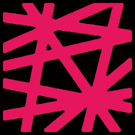 Price Logo in Pink